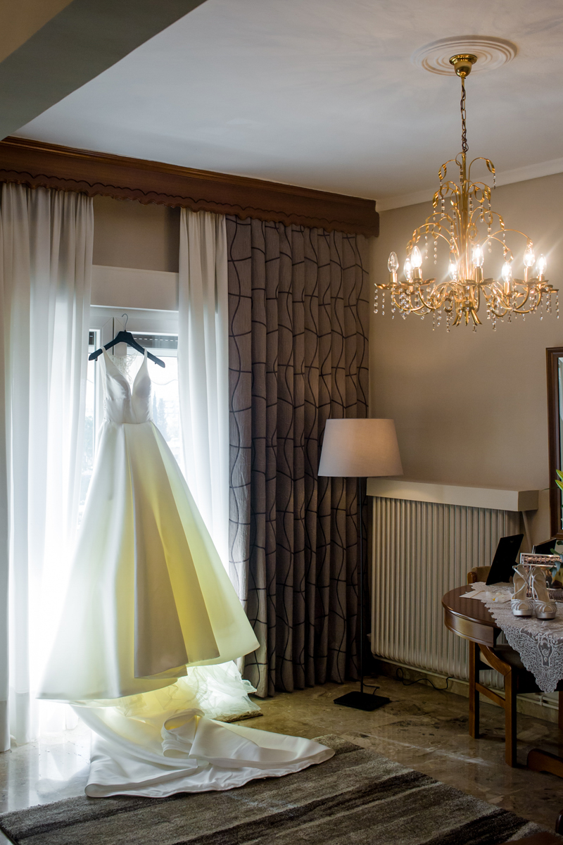 the wedding of Lefteris and Stellas in Thessaloniki