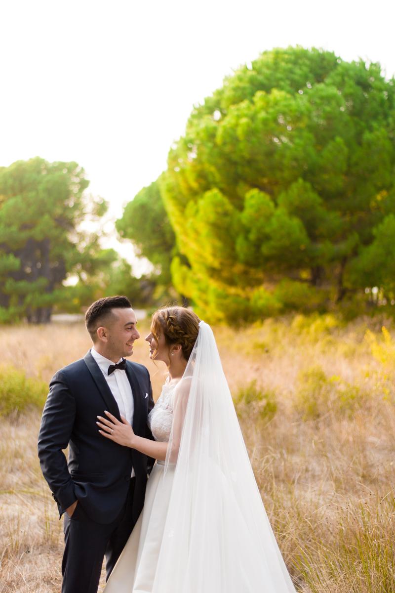 φωτογράφιση γάμου του Ιωσήφ & Αναστασίας